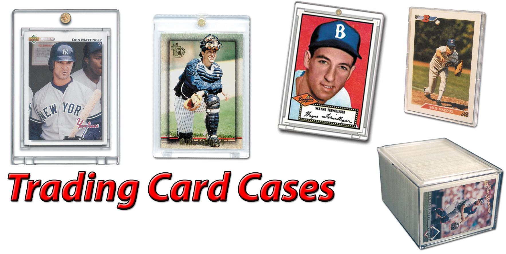 Trading Card Cases