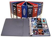 "BCW 3"" BLACK Sports Card Collection Album"