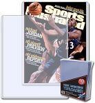 "BCW 9"" x 11.5"" Magazine Top Loader - 10 Per Pack"