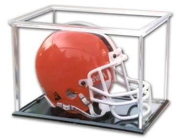 Mini Football Helmet Holder, 5 Year UV