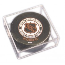 Pro-Mold NHL Hockey Puck Square