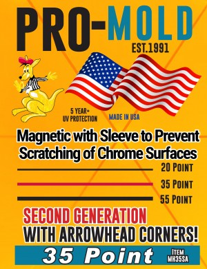 NEW! 35 Point Magnetic with Penny Sleeve 2nd GENERATION