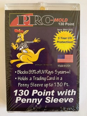 NEW! 130 Point Magnetic with Penny Sleeve - Now Available!