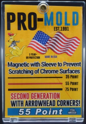NEW! 55 Point Magnetic with Penny Sleeve 2nd GENERATION