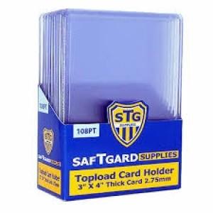 SafTGard 108 Point Top Loader - Pack of 10