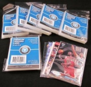 CSP Regular Card Soft Sleeves - Pack of 100